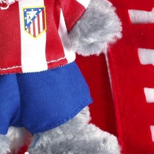 Peluche Atlético de Madrid  Accesorios bebé - La Cesta Mágica