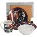 Set de Desayuno - Star Wars Darth Vader