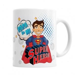 Taza Superpapá