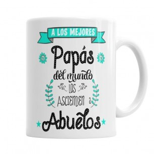 Taza para los Abuelos  Tazas Originales - La Cesta Mágica