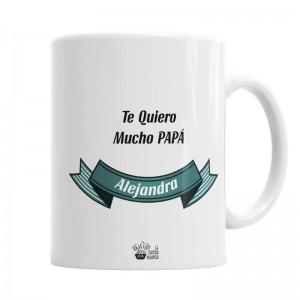 Taza El Mejor Papá del Mundo  Tazas Originales - La Cesta Mágica