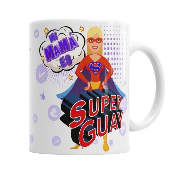 Taza Super Mamá