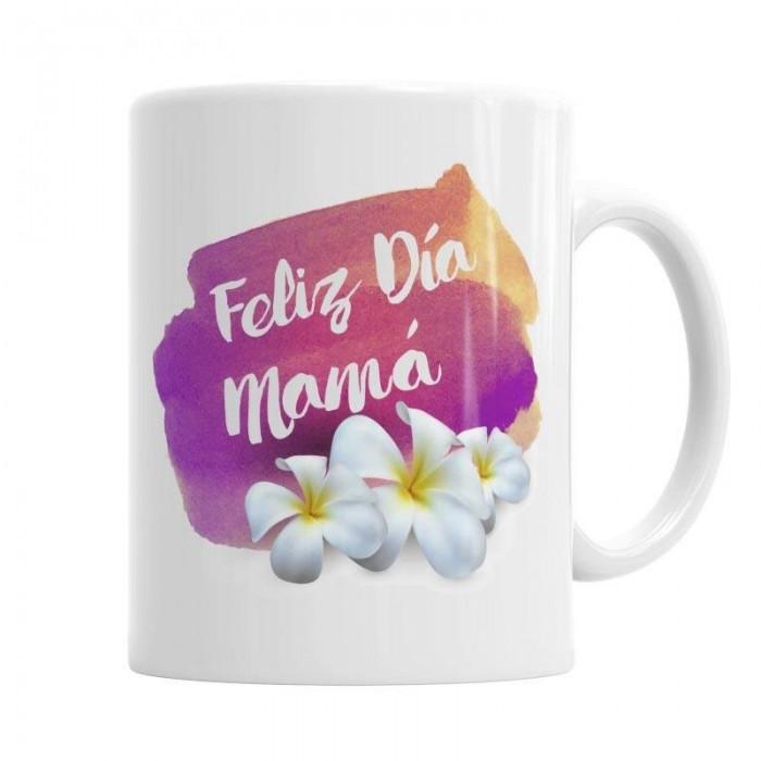 Taza Feliz Día Mamá