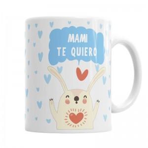 Taza Mami Eres la Alegría  Tazas Originales - La Cesta Mágica