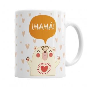 Taza Mamá cada Día Molas Más