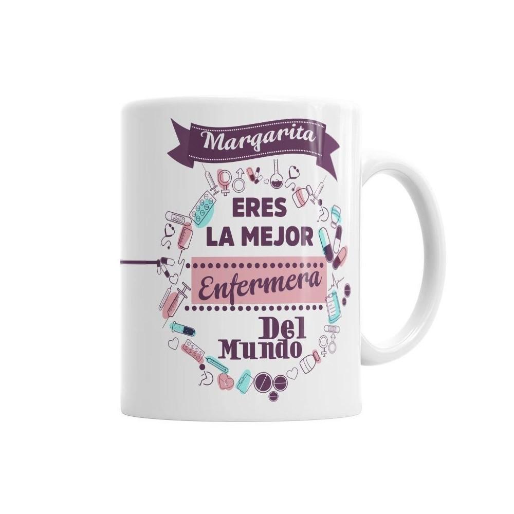 Regalos originales taza taza enfermeras taza para la mejor - Regalos para enfermeras ...