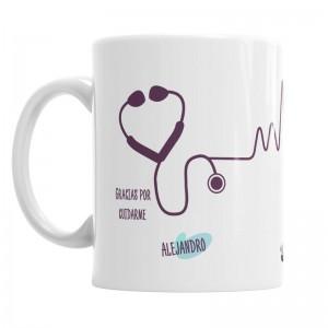 Taza Para el Mejor Enfermero I  Tazas Originales - La Cesta Mágica