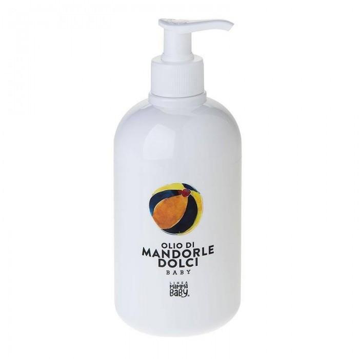 Aceite de Almendras Dulces línea Mamma Baby  Para el Baño - La Cesta Mágica