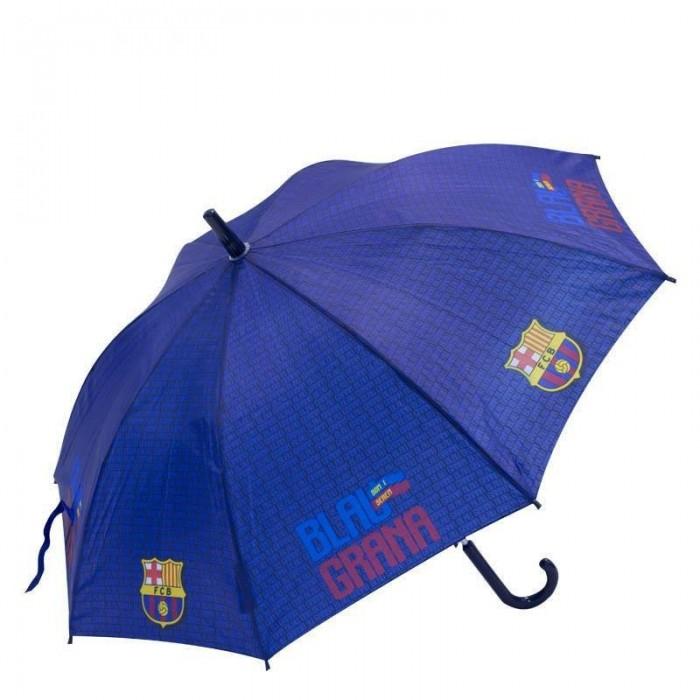 Paraguas F. C. Barcelona 48 cm.