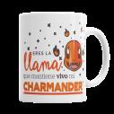 Taza Charmander