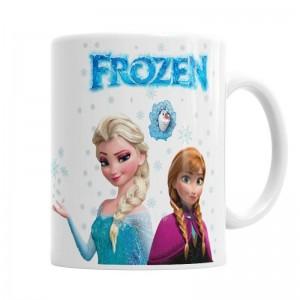 Taza Frozen  Tazas Originales - La Cesta Mágica