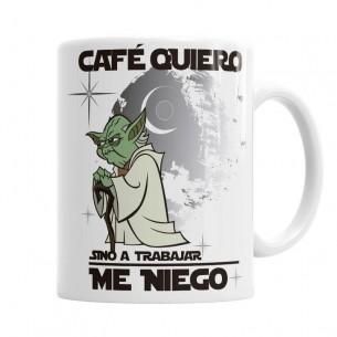 Taza Maestro Yoda