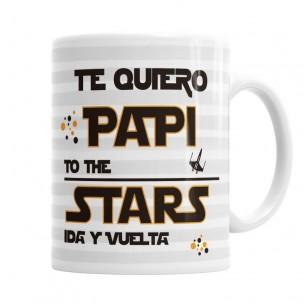 Taza Papi Te Quiero