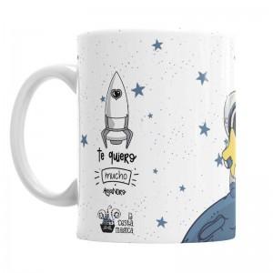 Taza Mejor Abuelo de la Galaxia  Tazas - La Cesta Mágica