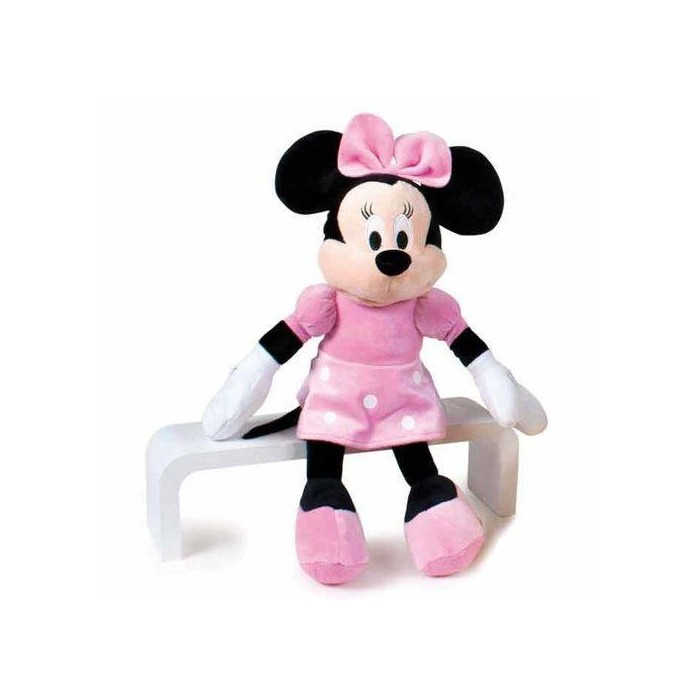 Peluche Minnie Mouse Soft 40cm