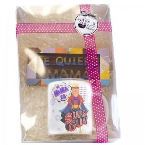 Pack Regalo para Mamá Personalizado  Tazas Originales - La Cesta Mágica