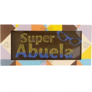 Chocolate Super Abuela  Otros Regalos - La Cesta Mágica