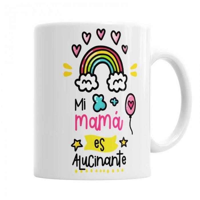 Taza Mamá Alucinante