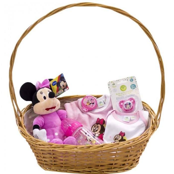 Canastilla para bebé Caramelo Minnie