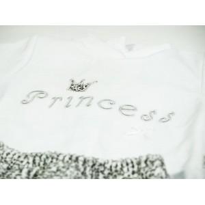 Conjunto Princess  Ropa Bebé - La Cesta Mágica