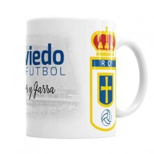 Taza Real Oviedo Club de Fútbol