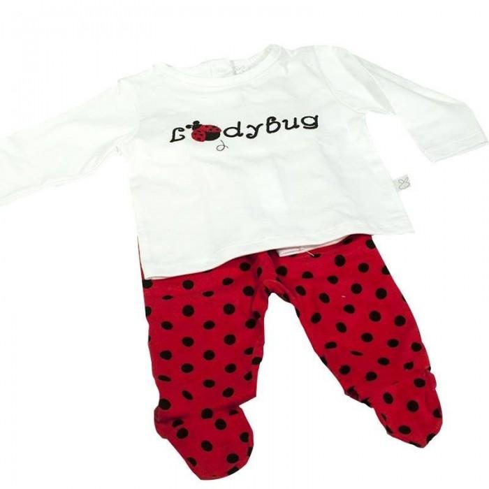 Conjunto Ladybug  Ropa Bebé - La Cesta Mágica