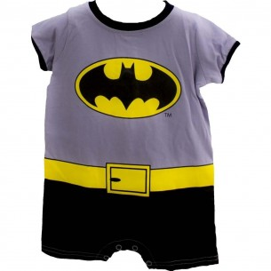 Pelele original para Bebé, Batman