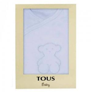 Canastilla Tous Baby Hora del Baño Celeste  Canastillas para bebes - La Cesta Mágica