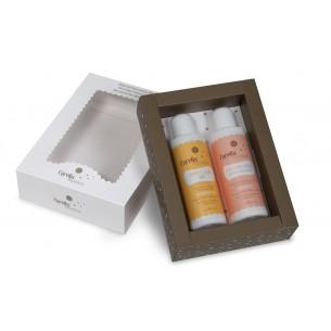 Pack Dulces sueños en caja para bebé Carelia