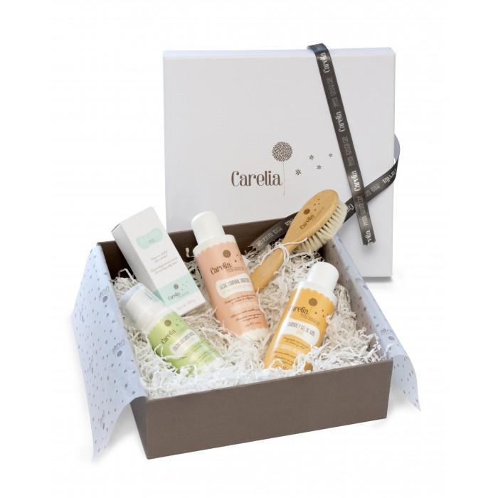 Pack Lujo Baby en caja para bebé Carelia  Canastillas para bebes - La Cesta Mágica
