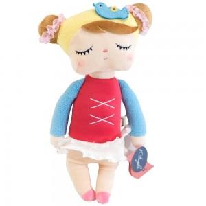 Muñeca Angela de Metoo  Peluches y Mas - La Cesta Mágica