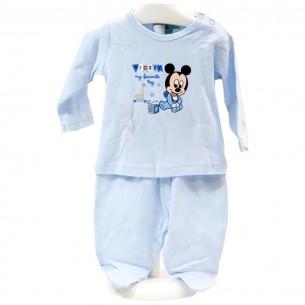 Conjunto 4 Piezas Bebe Mickey