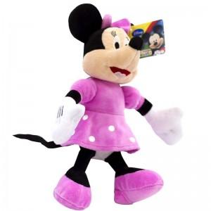 Peluche Minnie Mouse Soft 28cm  Peluches y Mas - La Cesta Mágica