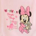 Conjunto 4 Piezas Bebe Minnie
