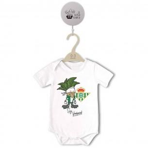Body original para Bebé, Betis Soy Verderón