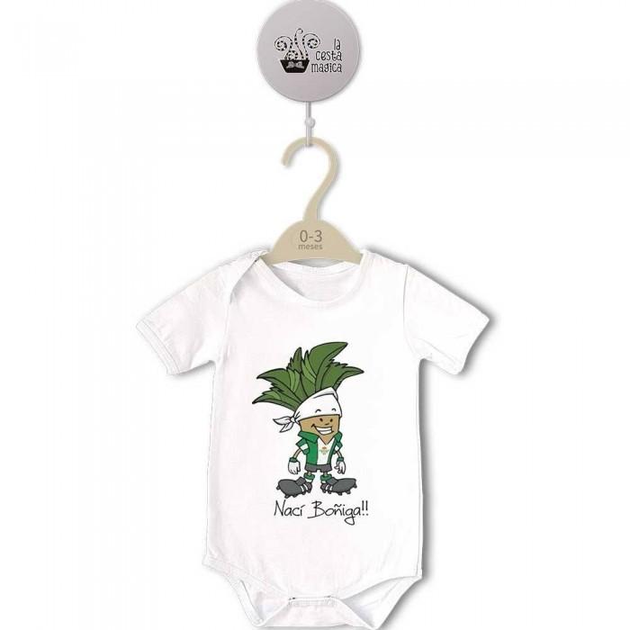 Body original para Bebé, Betis Nací Boñiga