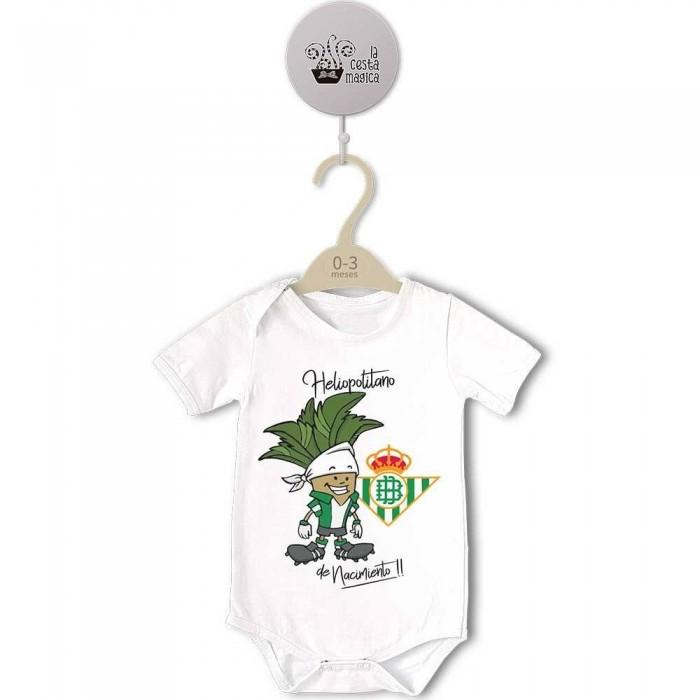 Body original para Bebé, Betis Heliopolitano