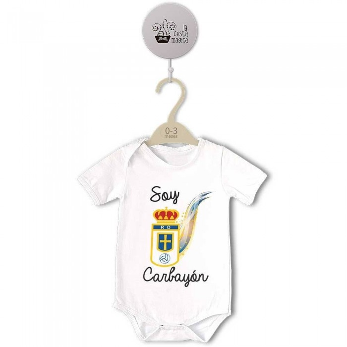 Body original para Bebé, Real Oviedo Carbayón