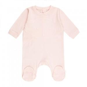 Pelele Risc Baby Tous Rosa  Ropa Bebé - La Cesta Mágica