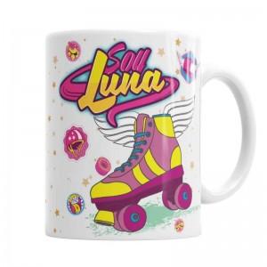Taza Soy Luna  Tazas Originales - La Cesta Mágica