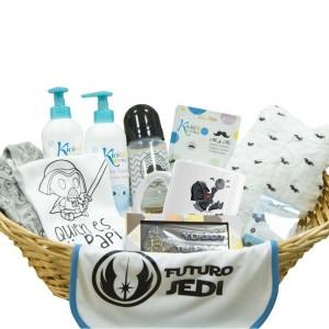 Cesta Star Wars  Canastillas para bebes - La Cesta Mágica
