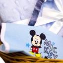 Canastilla para bebé I Love You Mickey