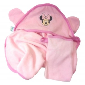 Canastilla Cuidado natural del bebé Disney Minnie Mamma Baby  Canastillas para bebes - La Cesta Mágica