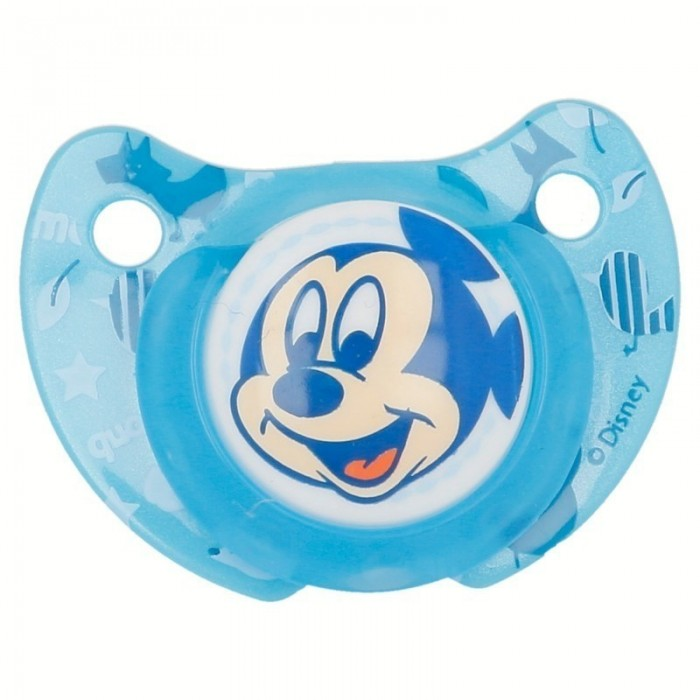 Chupete Mickey Disney  Alimentacion y Lactancia - La Cesta Mágica