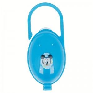 Porta Chupete Mickey Disney  Alimentacion y Lactancia - La Cesta Mágica