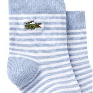 Pack de 3 pares de calcetines niño LACOSTE  Ropa Bebé - La Cesta Mágica