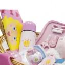 Canastilla para bebé Princesa Baño y Bienestar
