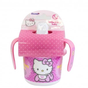 Taza Aprendizaje Hello Kitty baby