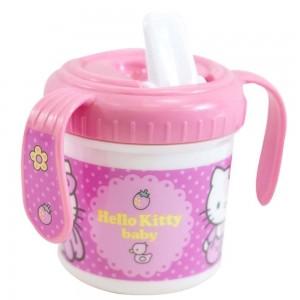 Taza Aprendizaje Hello Kitty baby  Accesorios bebé - La Cesta Mágica