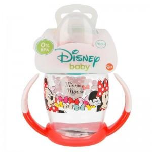 Taza Aprendizaje Minnie Disney New  Accesorios bebé - La Cesta Mágica
